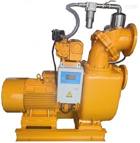 BYZKZX帶真空輔助系統的自吸泵