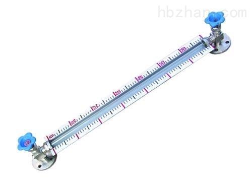 玻璃管液位計