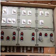 BXMD-六回路防爆照明的力配电箱