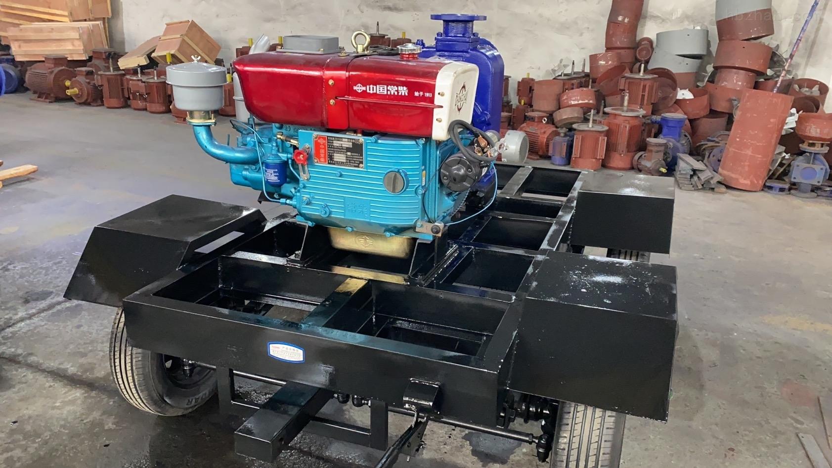 常柴单缸柴油机自吸泵