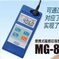 日本magna便携式磁感应特斯拉计MG-801