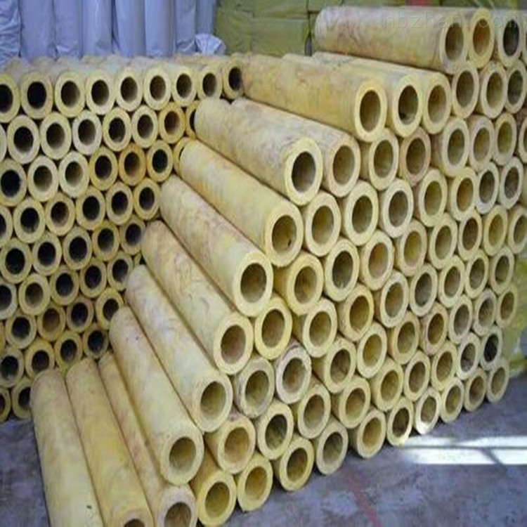 保温产品材料 管道岩棉管