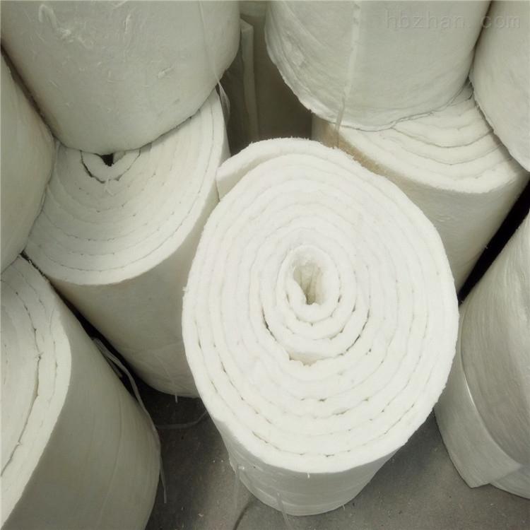 河北生产耐高温纤维棉 陶瓷纤维毯