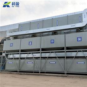 喷漆厂废气处理方案