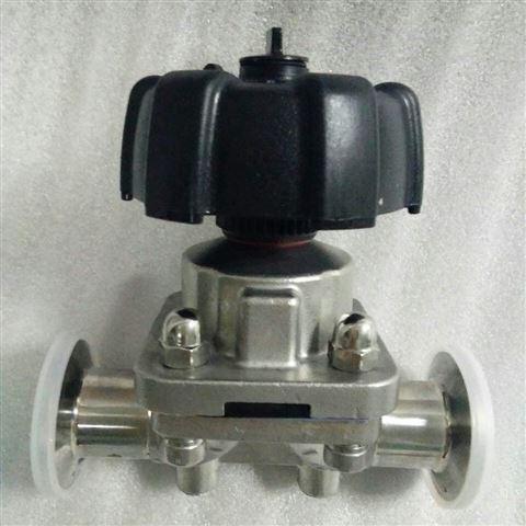 隔膜閥門A-ES63-T3210DN40PN10