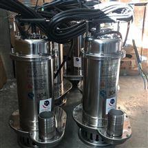 WQD-S单相不锈钢耐腐蚀排污泵