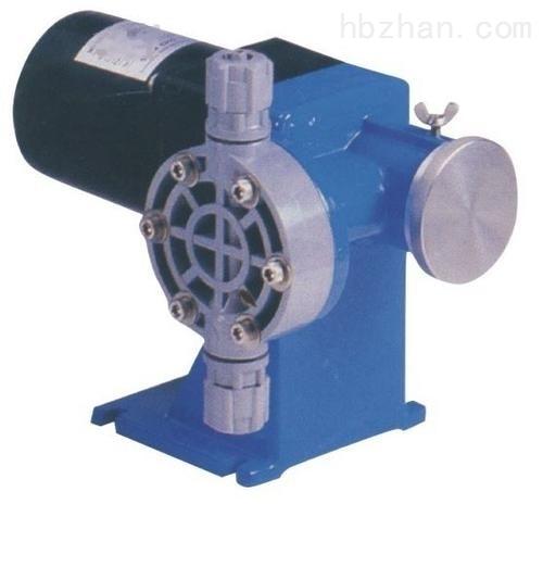 水泥助磨劑計量泵