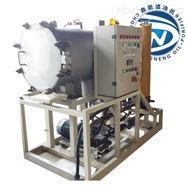 QJC-TS50滤油机*真空滤油机聚结脱水真空装置