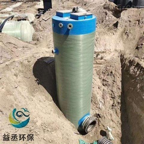 烏魯木齊玻璃鋼一體化泵站供應商