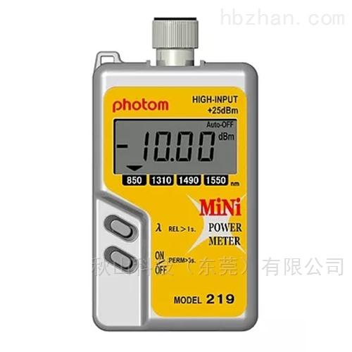 日本graytechnos光功率计MINI219