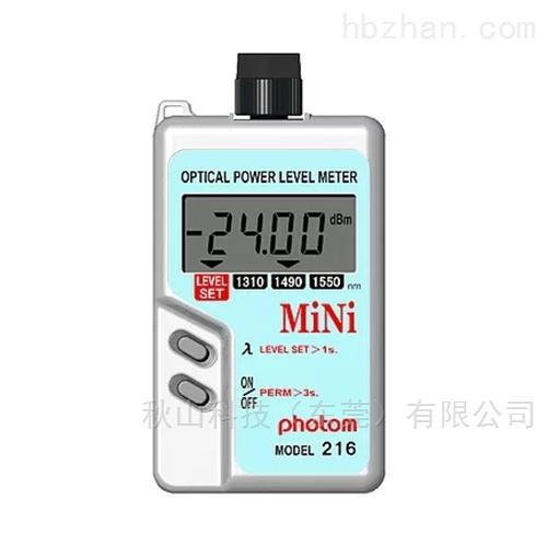 日本graytechnos光功率计MINI216