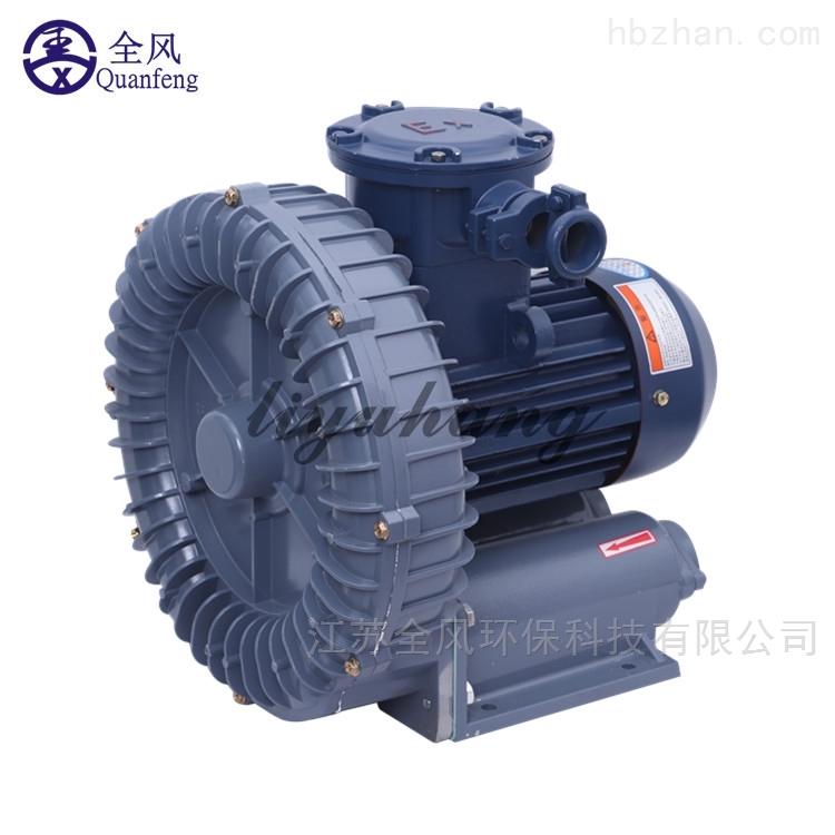 燃气管道运输防爆高压气泵