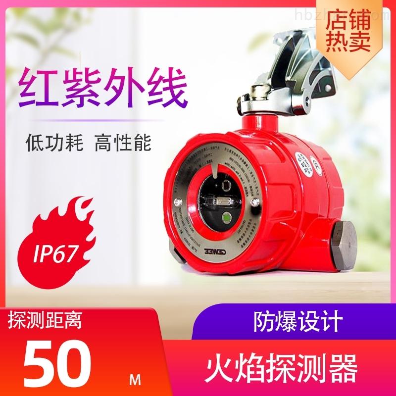 双波长火焰探测器