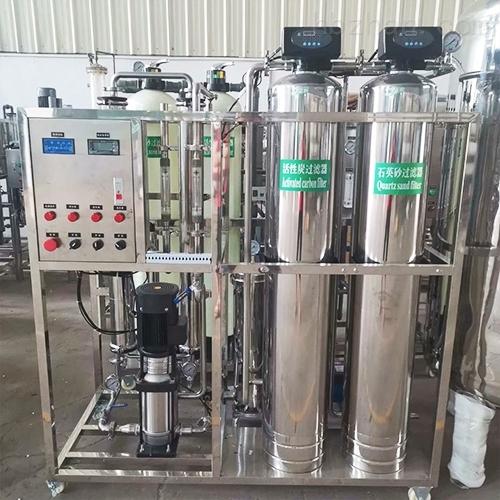 生物制药用纯化水设备