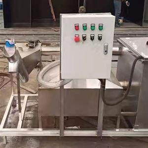 HT餐厅厨房污水处理一体化提升隔油池