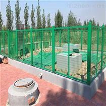 WY-WSZ-20一体化污水处理设备加工工艺
