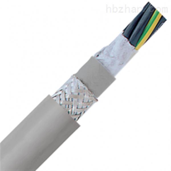 TRVVP 中度耐磨拖链电缆 带屏蔽