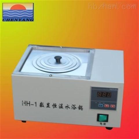 晨阳仪器专业生产HH-1数显单孔水浴锅