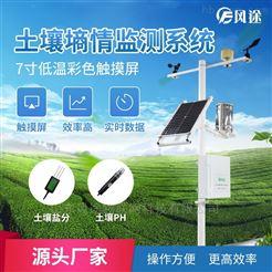FT-LORA灌区土壤墒情监测系统