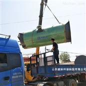 全自動一體化預制泵站 按需定制