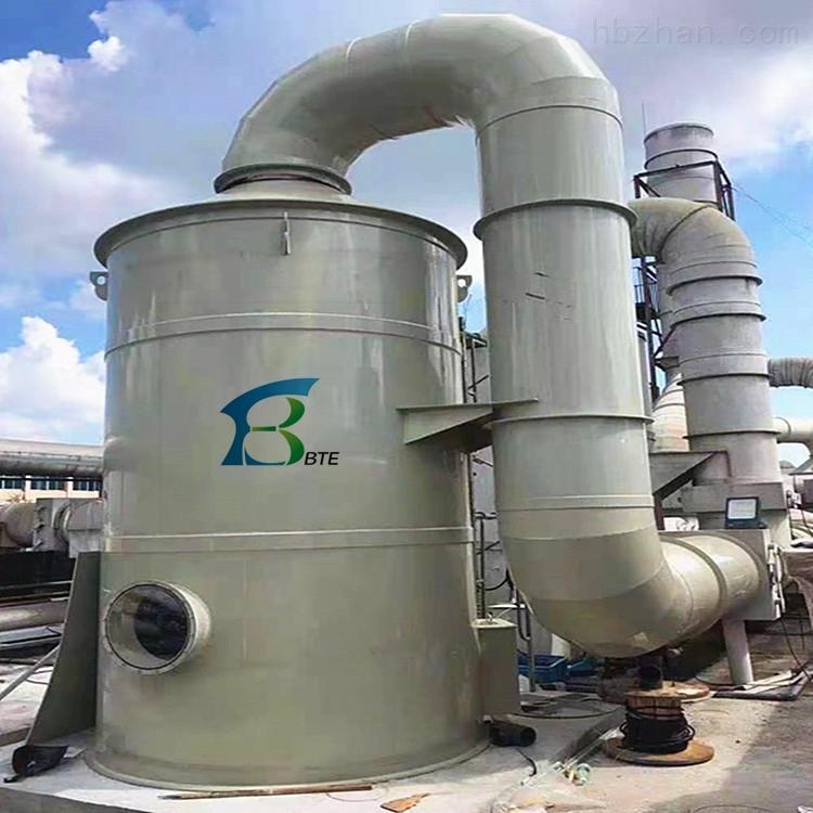 塑胶手套厂废气处理设备