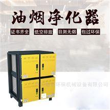 双驱油烟废气净化设备厂家