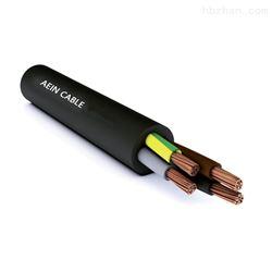 H07BN4-F 户外耐寒抗扭转 风能发电电缆