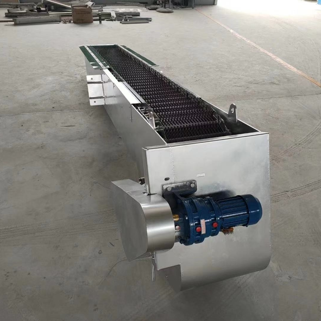 GSHP回转耙式格栅除污机