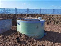 预制泵站-污水提升泵站