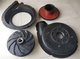 ZBD150-100-400R型橡胶内衬渣浆泵及配件