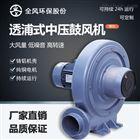 工业隔热耐高温送风机中国台湾变频透浦式鼓风机