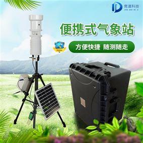 JD-QX便携式自动气象站价格