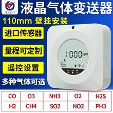 RS-H2S-N01-C建大仁科可燃气体报警器一氧化碳浓度检测仪