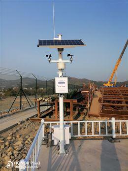 农业环境便携式小型气象监测站