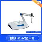 PHS-3C台式pH计 酸度计PH计 实验室用PH计 雷磁