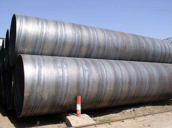 填海围堰用螺旋钢管厂家介绍