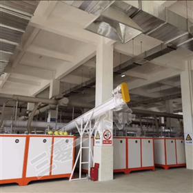 SLY生物降解大型100吨餐厨垃圾处理设备