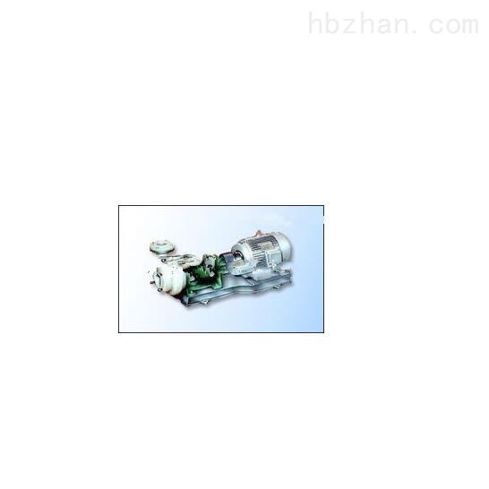 加酸工艺氟塑料合金离心泵