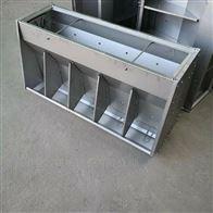 猪用育肥双面自动加料槽