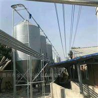 养殖场用全自动一体化设备料塔料线