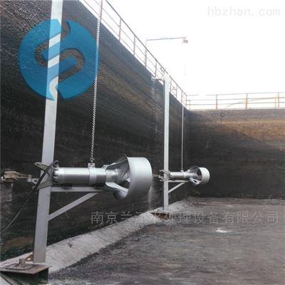 QJB1.5/8-400/3-740多功能卧式不锈钢潜水搅拌机