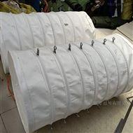 耐高温玻纤布水泥伸缩布袋厂家供应