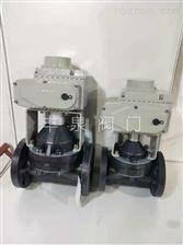 G641F-10S电动塑料隔膜阀(RPP,UPVC,CPVC,PVDF)