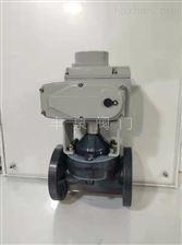 G941F-10UUPVC电动隔膜阀