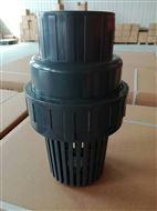 H62X-10UUPVC防腐蚀底阀,耐酸碱底阀