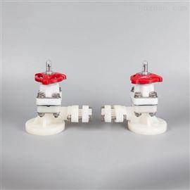 H42F-10FPVDF塑料液面计(PVDF液面计)