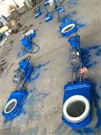 PZ73TC陶瓷耐磨插板阀