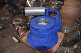 XLD647X气动陶瓷圆顶阀