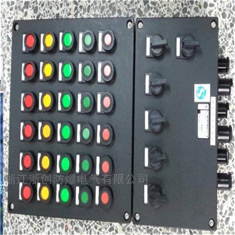 三防工程树脂防爆控制箱