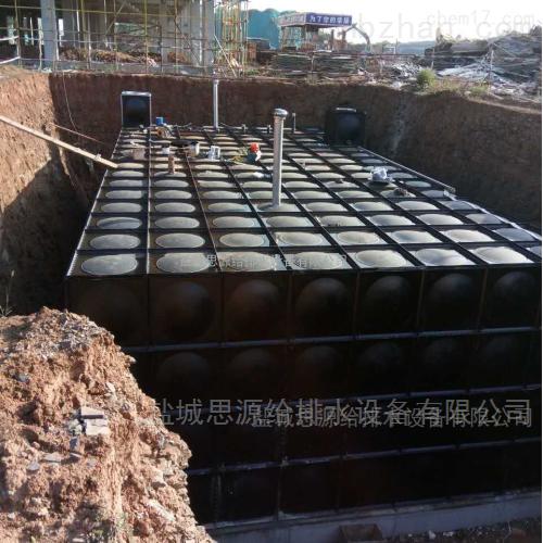 南宁地埋式消防水箱材质